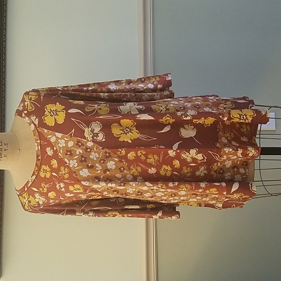 NWOT LOGO Women's Tunic Size 2X